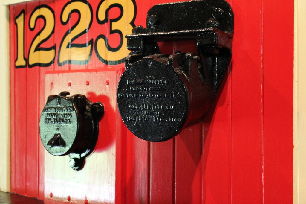 Interurban Tram #1223
