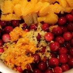 Orange Cranberry Sauce with Pecans Recipe