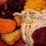 Citrus, Herb and Garlic Roast Turkey Recipe