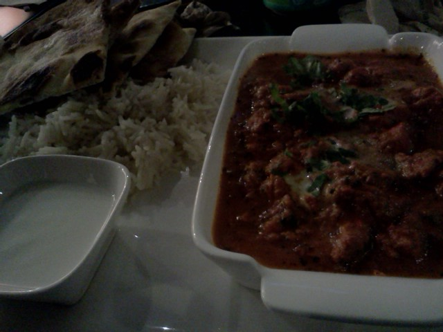 Hillcrest Farm Market Butter Chicken