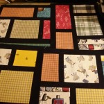 Boxer Quilt: Sew it begins!